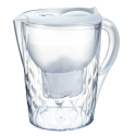 Aquavero Water Filter Pitcher - Everest White